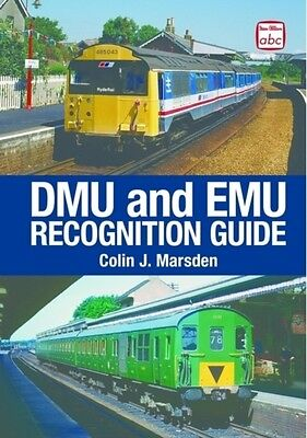 DMU and EMU Recognition Guide (Hardcover), Marsden, Colin J., 9780711037403
