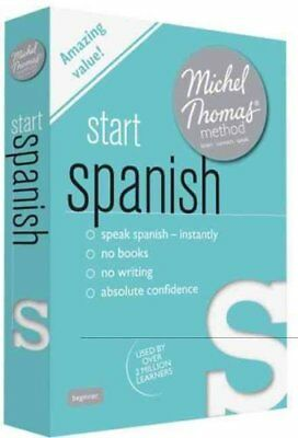 Start Spanish (Learn Spanish with the Michel Thomas Method) 9781444133042