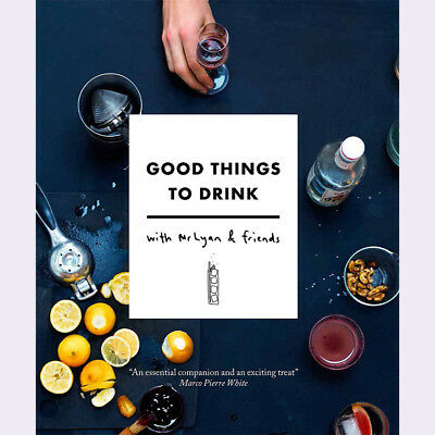 Good Things to Drink with Mr Lyan and Friends By Ryan Chetiyawardana New PACK