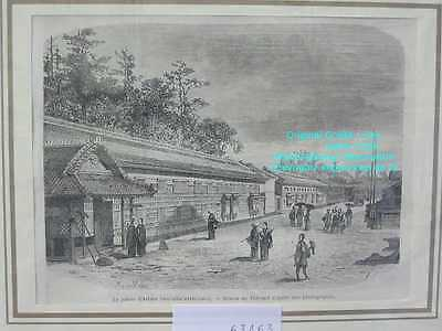 63463-Asien-Japan-Nippon-Nihon-Palast Arima-TH-1865