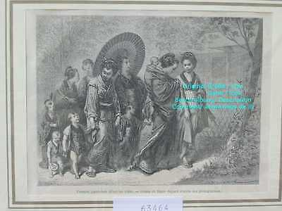 63464-Asien-Japan-Nippon-Nihon-Japaner Frauen-TH-1865