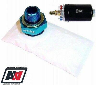Bosch 044 Fuel Pump Inlet In Tank Fuel Filter Adapter M18x1.5 - Fits Hi & Others