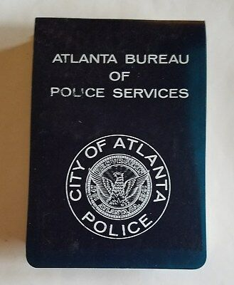 Vintage 1983 Atlanta Bureau of Police Services Field Manual ~ Law Enforcement