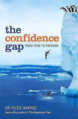 The Confidence Gap, Harris, Russ, New condition, Book