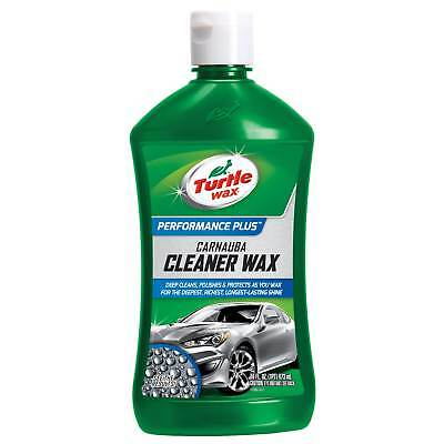 Turtle Wax T6A 16 Oz Carnauba Liquid Car Wax