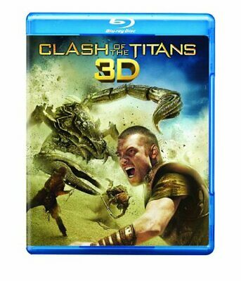 Clash of the Titans [Blu-ray 3D] NEW!