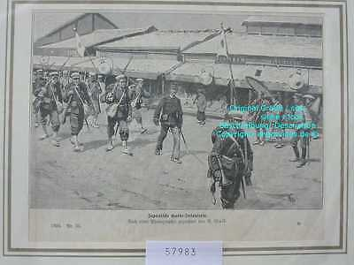 57983-Asien-Asia-Japan-Nippon-Nihon-Garde-Infanterie-TH