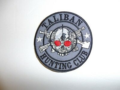 b0703 US Army Taliban Hunting Club Afghanistan Afghan War on Terror IR18A