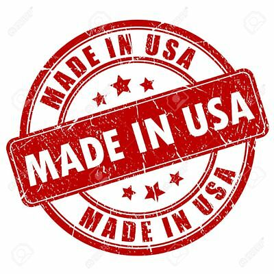"""500 pcs 2.5"""" x 3.5"""" (20 mil) Magnetic Adhesive Magnets Peel & Stick Made in USA"""