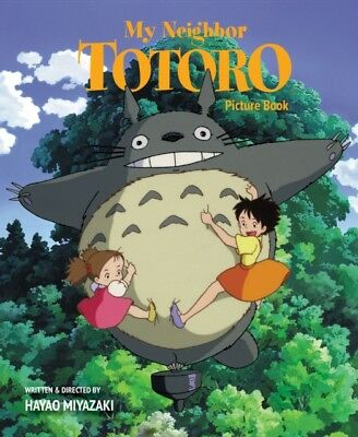 MY NEIGHBOR TOTORO PICTURE BOOK HC NEW ED (C: 1-0-1) (Hardcover),. 9781421561226