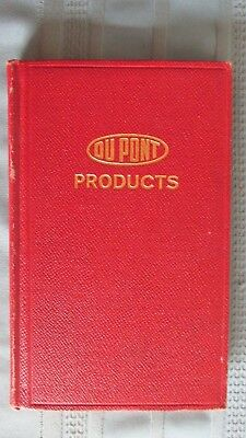 1917 Du Pont Powder Company Products Catalog-Mining Explosives-Cartridges-Paint