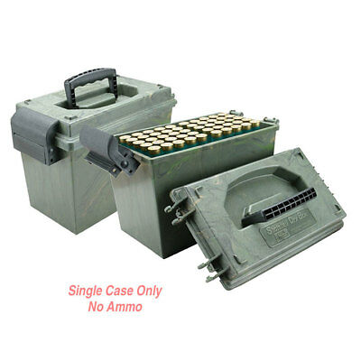 MTM SD-100-12-09  Shotshell Dry Box 100 Round Case 12 Gauge up to 3.5 Inch Wi...