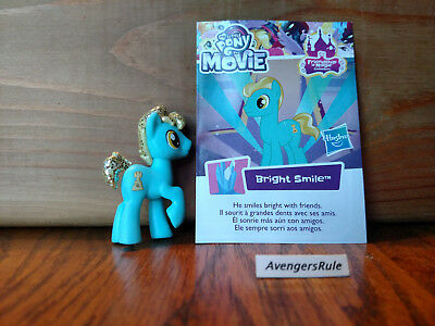 My Little Pony Wave 23 Friendship is Magic Movie Collection Bright Smile