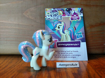 My Little Pony Wave 23 Friendship is Magic Movie Collection Honeysparkle