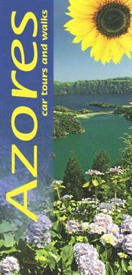 Azores Car Tours and Walks by Andreas Stieglitz 9781856914543 (Paperback, 2015)