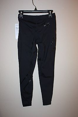 2XU WOMENS XS NWT Black Compression Tights pwx Brand new