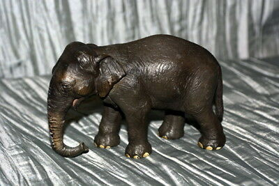 Schleich Germany Female Asian Elephant 2004