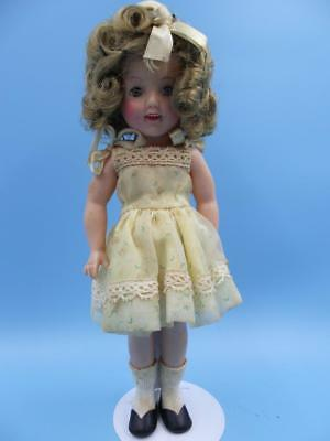 Vintage Original IDEAL Shirly Temple DOLL No. 9500 BOXED 12 inch