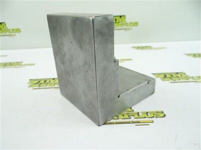 "Heavy Duty Machinists Right Angle Plate 4"" X 4-1/2"" X 5"""