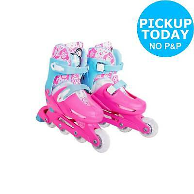 Zinc Inline Owl Roller Skates Pink From The Official Argos Shop On Ebay 10 99 Picclick Uk