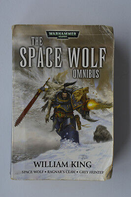 The Space Wolf Omnibus By William King (Pb)