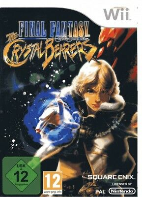 Final Fantasy Crystal Chronicles The Crystal Bearers | Nintendo Wii | gebraucht