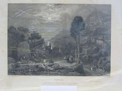 83940-Italien-Italy-Italia-Vietri-Stahlstich-Steel engraving-1832