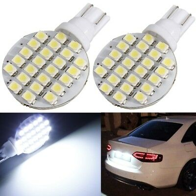 20x T10 24SMD 1210 LED Dome Reading Trailer RV Landscaping Light Clearance sale