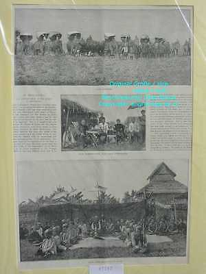 47282-Asien-Asia-Laos-Lao-Siam-Shan Chief-INDO-CHINA