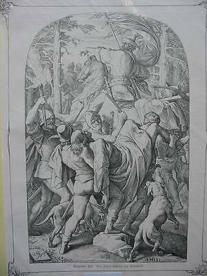 89198-Porträts-Portraits-Siegfried Tod-TH-Wood engraving