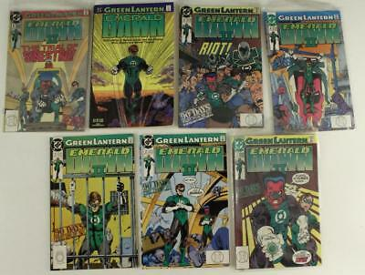 Vintage DC Comic Book Lot GREEN LANTERN Emerald Dawn II Issues 1-6 & Special