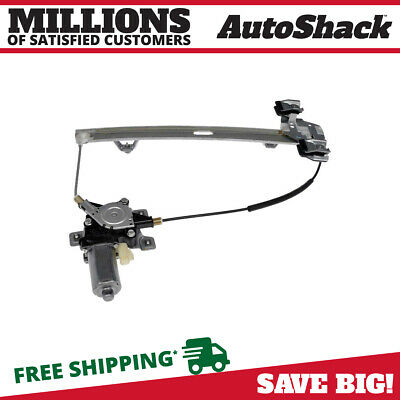 New Rear Left Window Regulator with Motor Assembly fits 2003-2009 Hummer H2