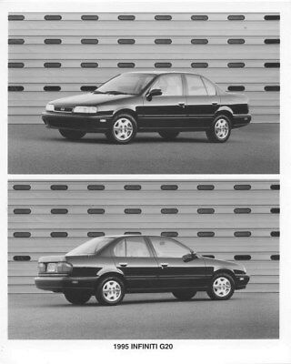 1995 Infiniti G20 ORIGINAL Factory Photo oua0943