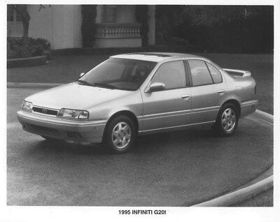 1995 Infiniti G20t ORIGINAL Factory Photo oua0944