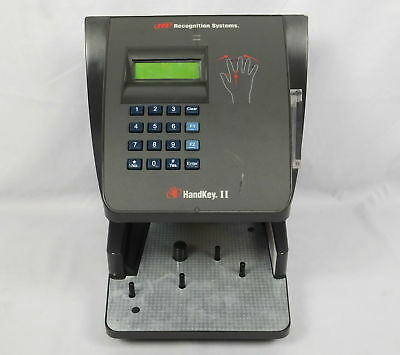 IR Recognition Systems HandKey II HK-2 Biometric Hand Geometry Reader