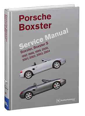 Porsche Boxster & Boxster S 986 1997-04 Bentley Repair Manual