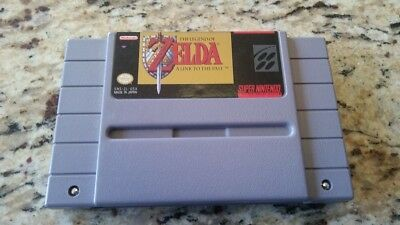 The Legend of Zelda: A Link to the Past by Nintendo