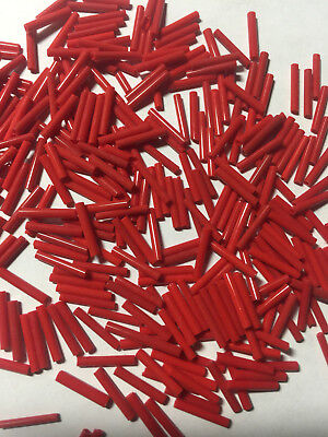 Size 5 Bugle Beads 12mm 40 Grams