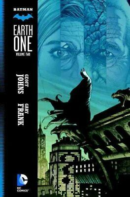 Batman Earth One TP Vol 2 by Gary Frank 9781401262518 (Paperback, 2016)
