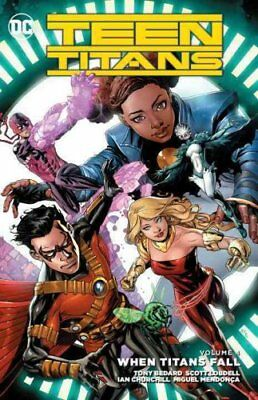 Teen Titans TP Vol 4 by Will Pfeifer 9781401269777 (Paperback, 2017)
