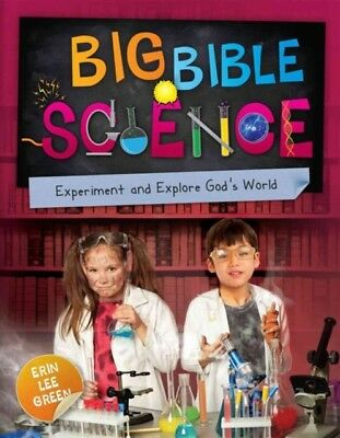 Big Bible Science: Experiment and Explore God's World (JP Oversiz...