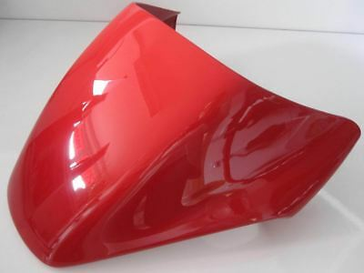 Ducati Monster Beifahrer Sitzbank Abdeckung Sozius Rot seat cover red