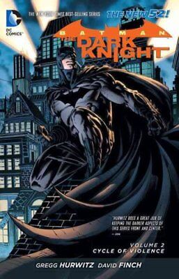 Batman - The Dark Knight Volume 2: Cycle of Violence (The New 52) 9781401242824