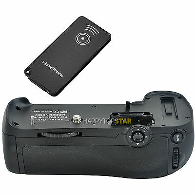 Vertical Multi-Power Battery Grip for Nikon D800 D800E Camera as MB-D12 EN-EL15