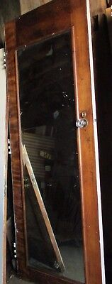 Vintage Wood Doors Interior Salvage Beautiful Old Doors one with Mirror Inlay