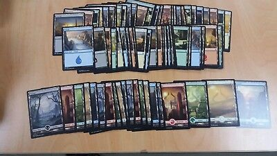 MTG Magic the Gathering English New Sealed Amonkhet Land Pack 80