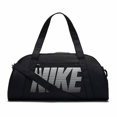 Nike Damen Sporttasche NIKE WOMEN'S GYM CLUB black white