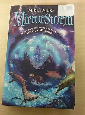 Mirrorstorm. by Mike Wilks (Paperback, 2009)