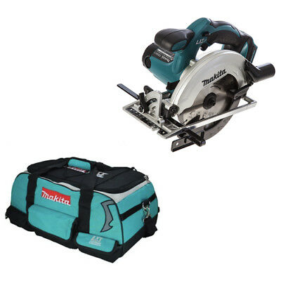 Makita DSS611 DSS611Z 18V LXT Cordless Circular Saw with LXT400 tool bag