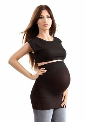 NWOT BLANQI  MATERNITY BUILT-IN SUPPORT BELLYBAND Size S/M